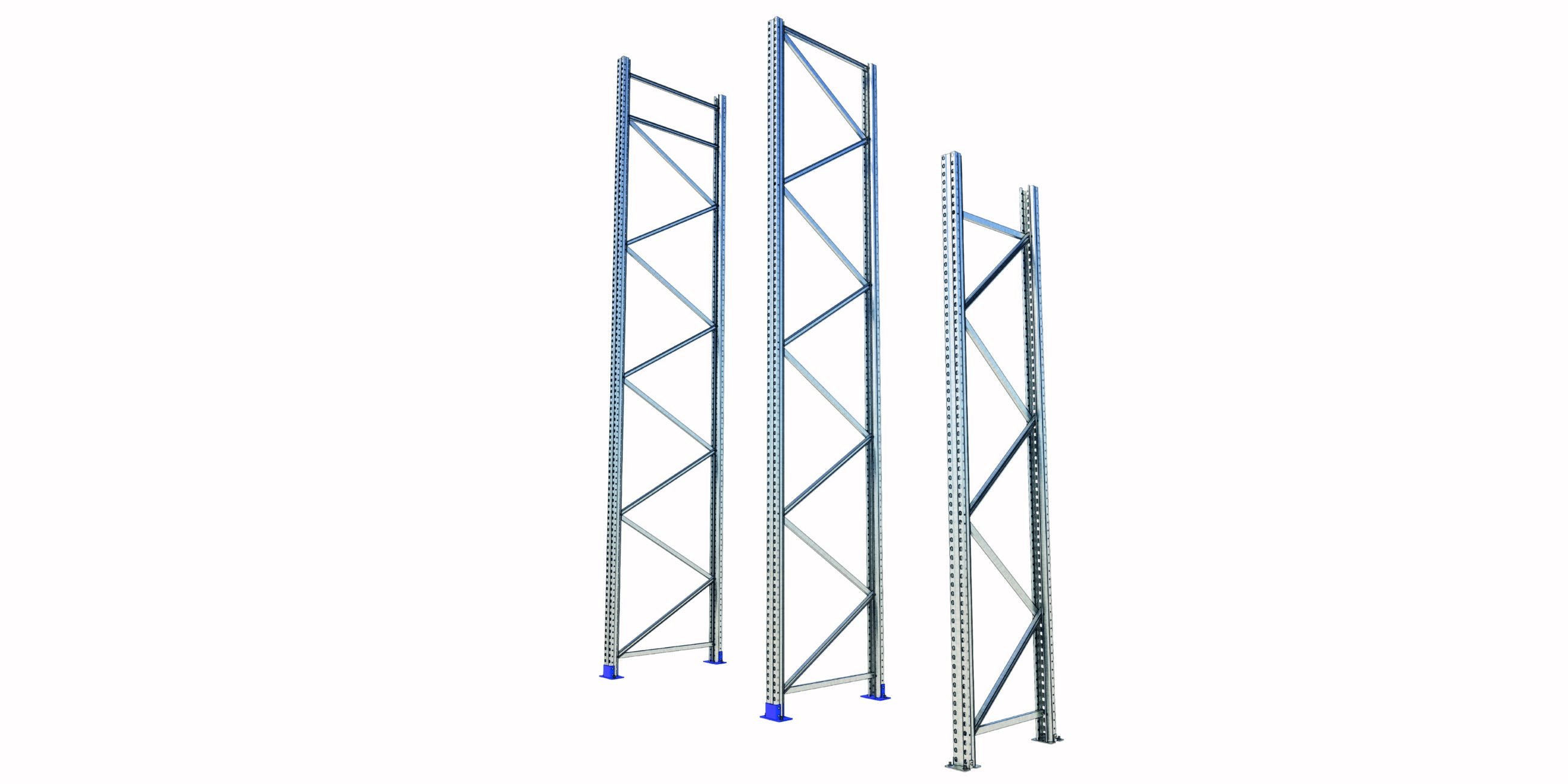 Palletstellingen ladder frame